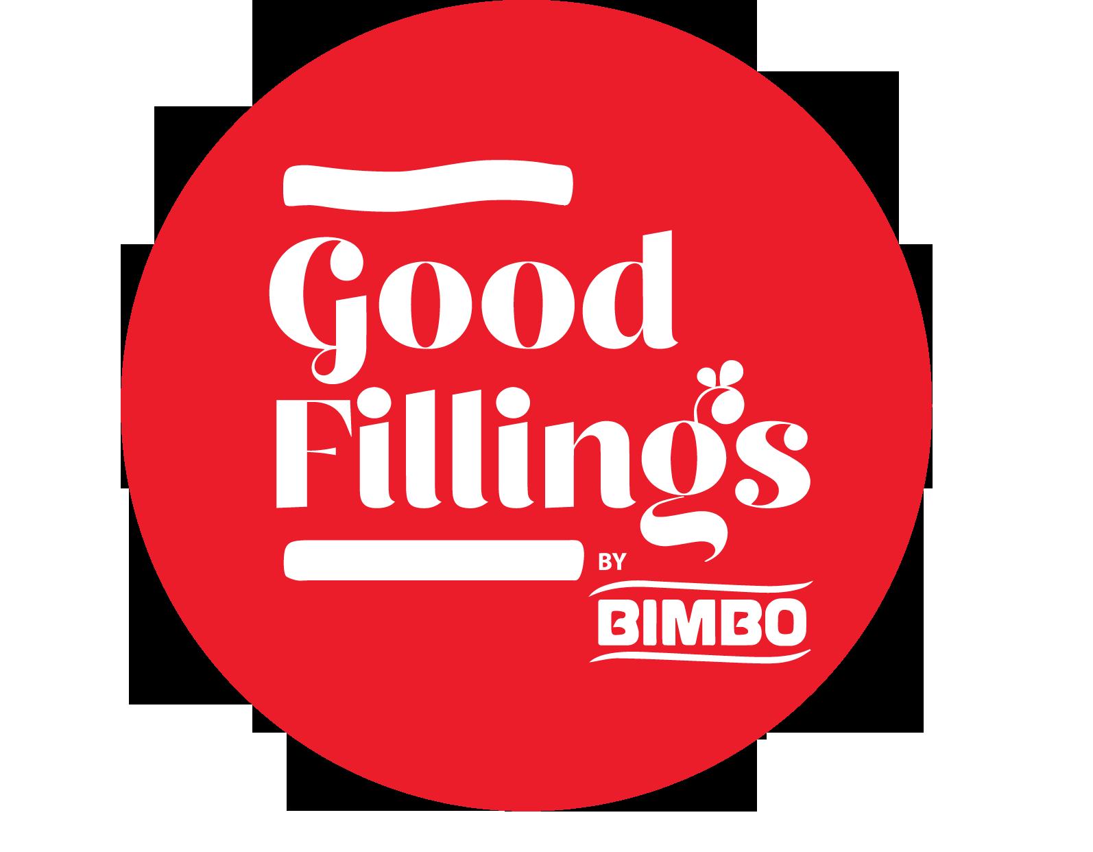 logo good fillings rojo new